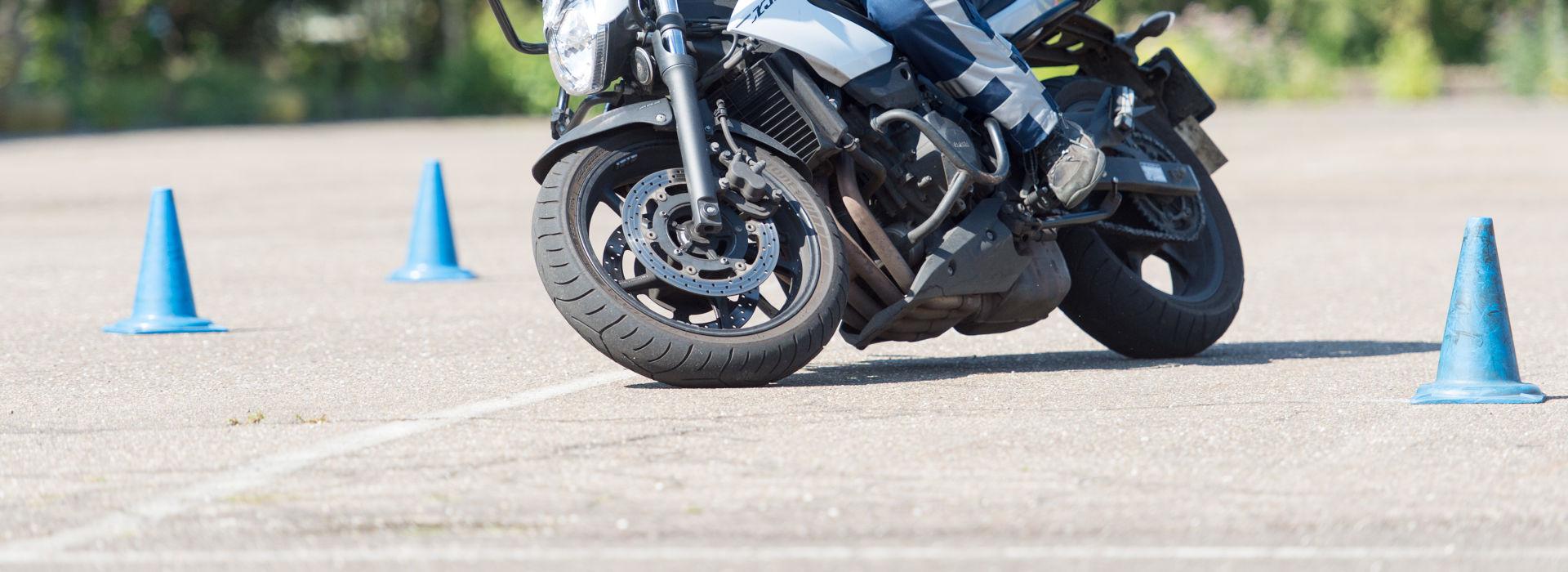 Motorrijbewijspoint Hoorn rijtest